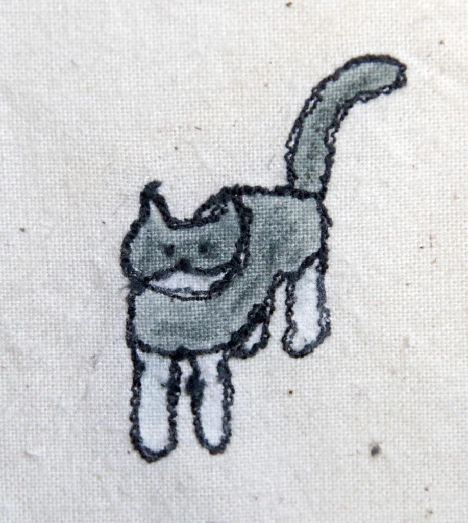 Stitching Cats