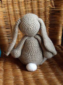Crocheted Bunny