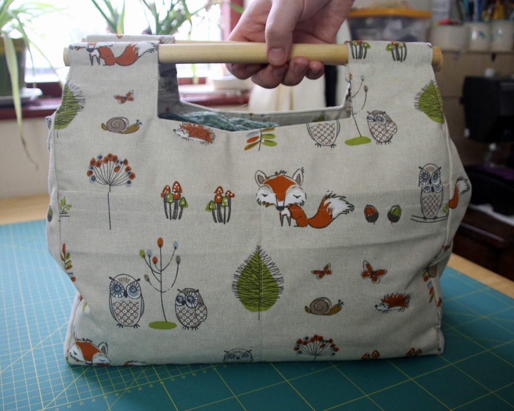 Clobber Creations - The project bag 5