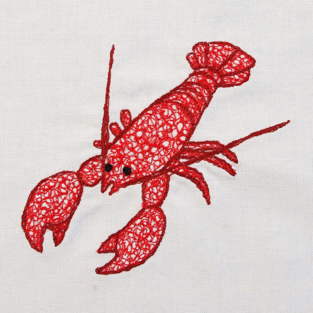 Hundred Day Project - Day 43 Lobster